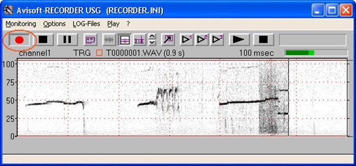 Avisoft-RECORDER Help